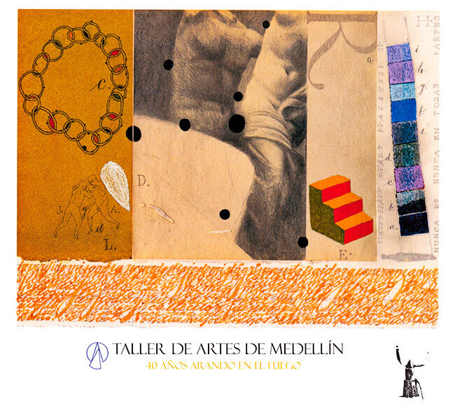 Artículo de Juan Manuel Roca sobre el Taller de Artes de Medellín en la revista Gestus de Bogotá, 1990