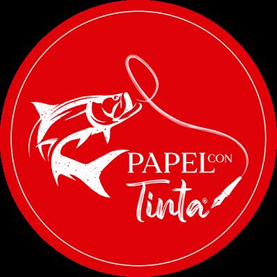 Logo de Papel con Tinta