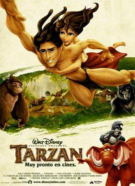 Tarzán - Kevin Lima / Chris Buck