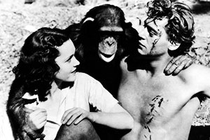 Tarzán de los monos - W. S. Van Dike