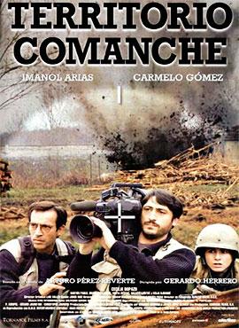 Territorio comanche - Gerardo Herrero