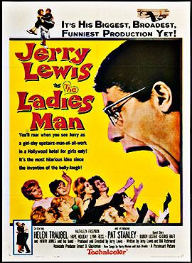 El terror de las chicas - Jerry Lewis