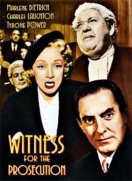Testigo de cargo - Billy Wilder