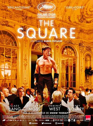 The Square, la farsa del arte - Ruben Östlund