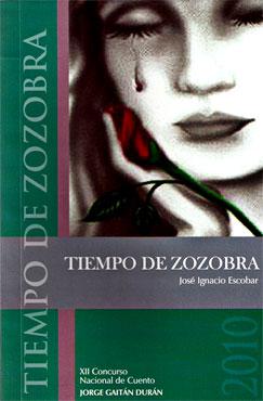 """""""Tiempo de zozobra"""" de José Ignacio Escobar"""