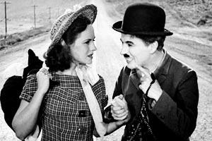 Tiempos modernos - Charles Chaplin