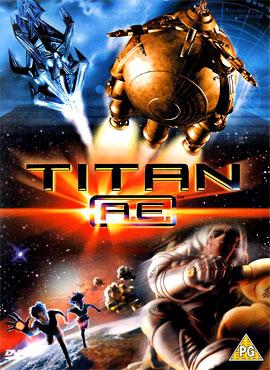 Titán A. E. - Don Bluth / Gary Goldman