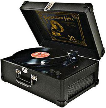 Tom Waits's 78-RPM Player