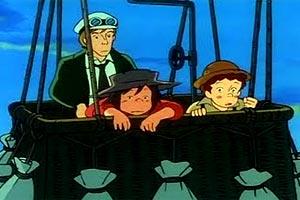 Las aventuras de Tom Sawyer  - Hiroshi Saitô