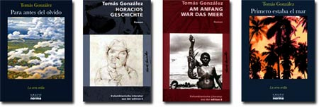 Obra de Tomás González en Piedepágina.com