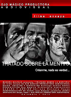 Tratado sobre la mentira - Santiago Gómez