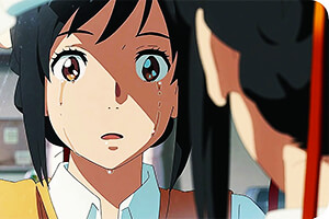 Tu nombre - Makoto Shinkai