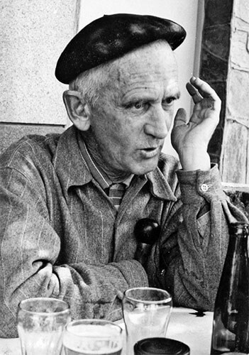 Fernando González - Foto © Guillermo Angulo (1959)