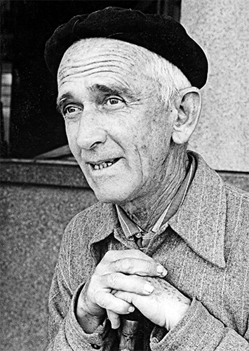 Fernando González Ochoa - Foto © Guillermo Angulo (1959)