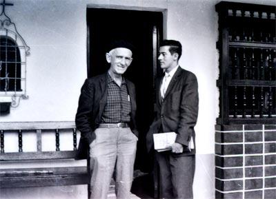Fernando González y Alfredo Vanegas Montoya