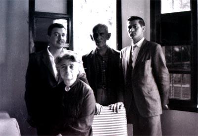 Fernando González y amigos.