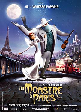 Un monstruo en París - Bibo Bergeron