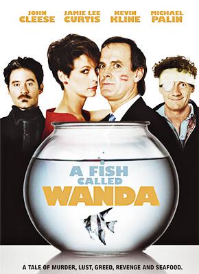 Un pez llamado Wanda - Charles Crichton