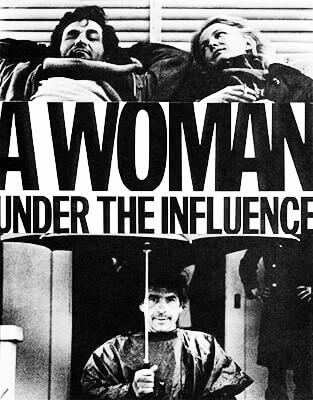 Una mujer bajo la influencia - John Cassavetes