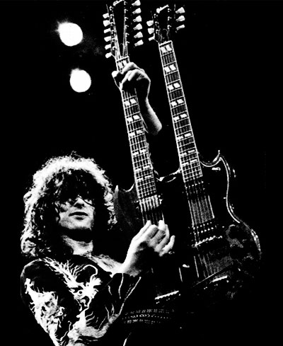Universo Gibson - Jimmy Page
