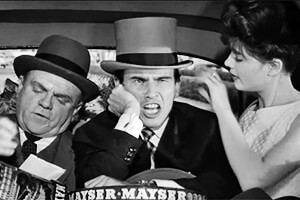 Uno, dos, tres - Billy Wilder