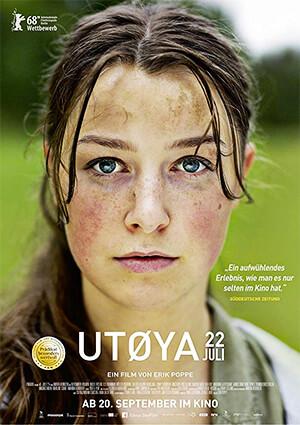 Utoya, 22 de julio - Erik Poppe