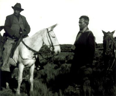 Benjamín Correa y Fernando González