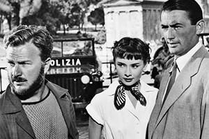 Vacaciones en Roma - William Wyler