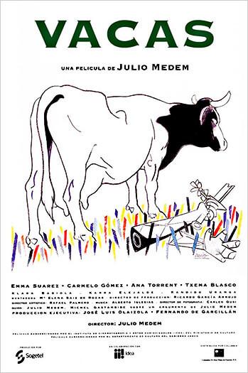 Vacas - Julio Medem