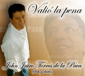 """John Jairo Torres de la Pava presenta """"Valió la pena"""""""