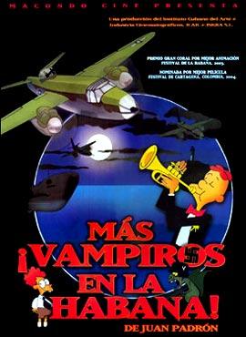 Más vampiros en la Habana - Juan Padrón