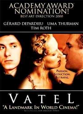 Vatel, el gusto del rey - Roland Joffé