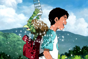 El verano de Coo - Keiichi Hara
