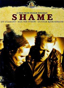 La vergüenza - Ingmar Bergman