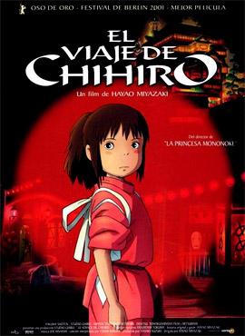 El viaje de Chihiro - Hayao Miyazaki