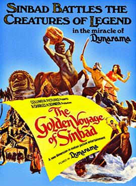 El viaje fantástico de Simbad - Gordon Hessler