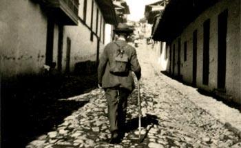 Fernando González Ochoa (1895 - 1964) - Viaje a pie (1928 - 1929)
