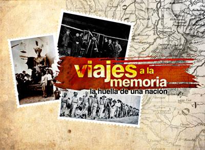 Viajes a la memoria, la huella de una Nación - Juan Diego Mejía