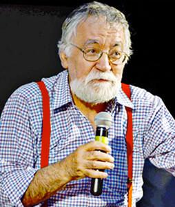 Víctor Paz Otero - Foto Ulibro.com
