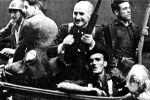 Vivir de pie: las guerras de Cipriano Mera - Valentí Figueres