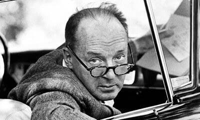 Vladimir Nabokov - Foto © Carl Mydans