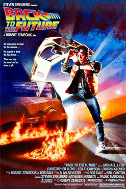 Volver al futuro - Robert Zemeckis