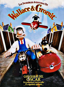 Las increíbles aventuras de Wallace & Gromit - Nick Park
