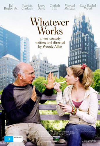 Si la cosa funciona - Woody Allen