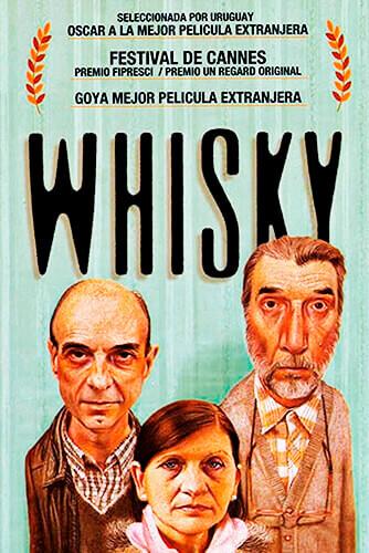 Whisky - Juan Pablo Rebella / Pablo Stoll