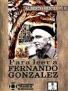 """""""Para leer a Fernando González"""" por Alberto Restrepo González"""
