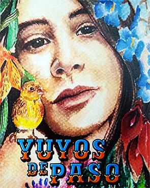 """Yuyos de paso"" de Carolina Hidalgo"