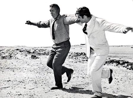 Escena de la película Zorba, el griego