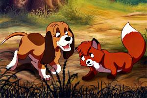 El zorro y el sabueso - Art Stevens / Ted Berman / Richard Rich